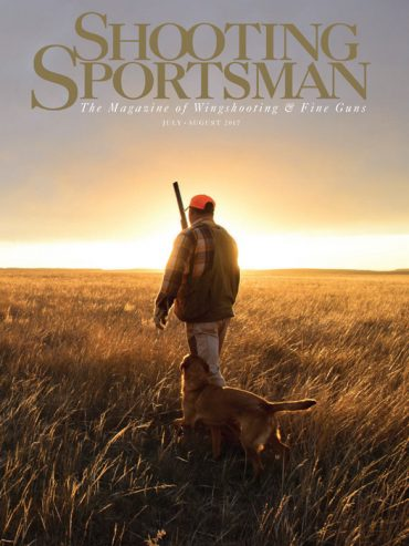 Shooting Sportsman Magazine - July/August 2017 cover