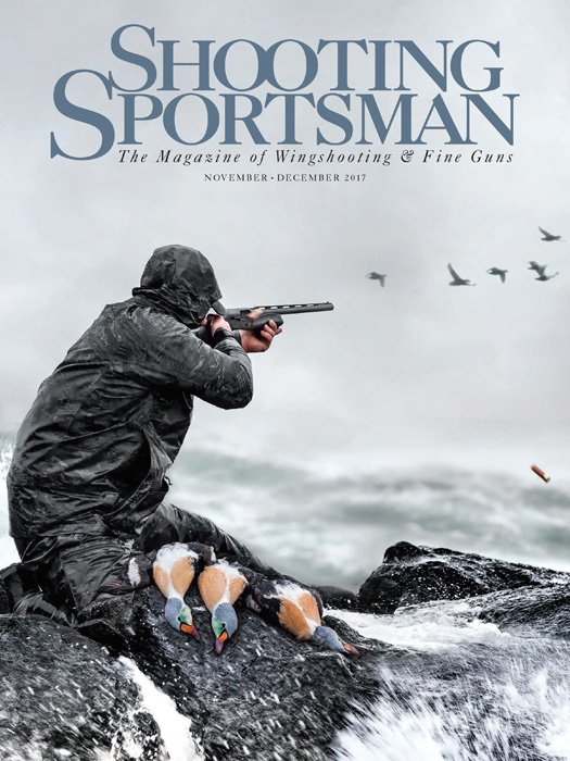 Shooting Sportsman Magazine - November/December 2017 cover