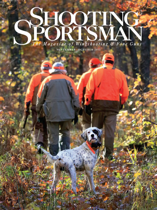 Shooting Sportsman Magazine - September/October 2017 cover