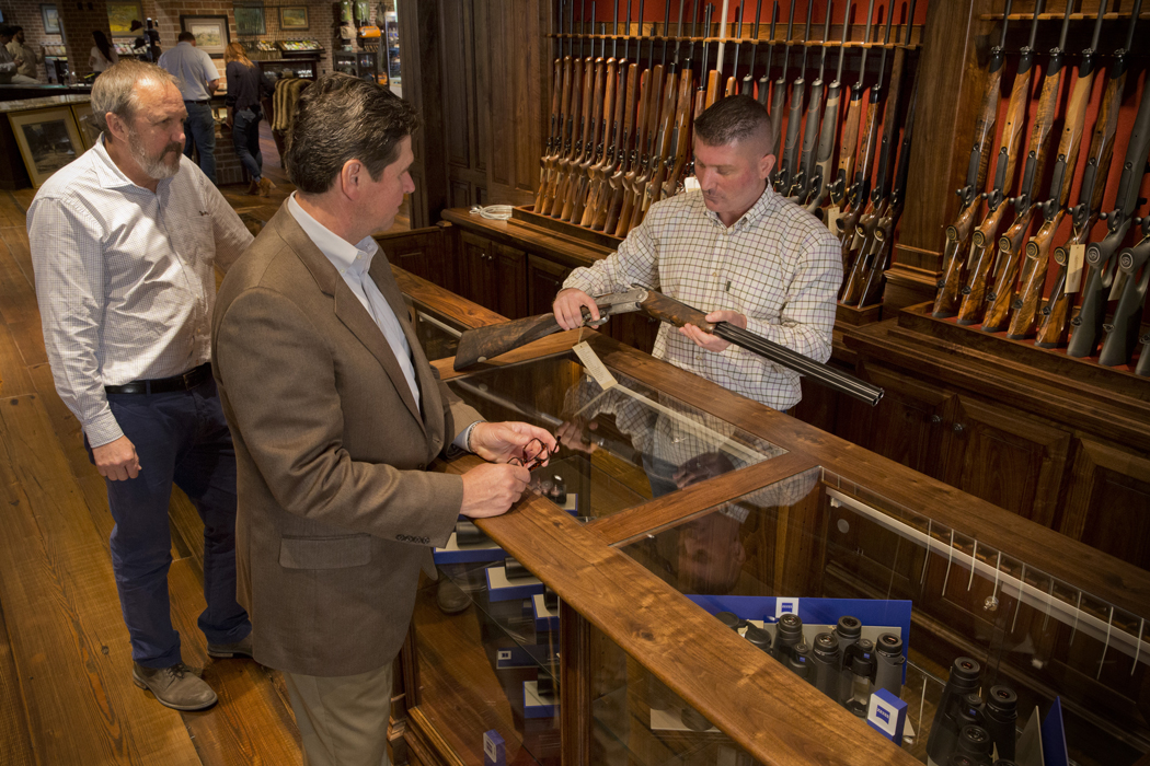 Gordy Amp Sons Opens In Houston Shooting Sportsman Magazine
