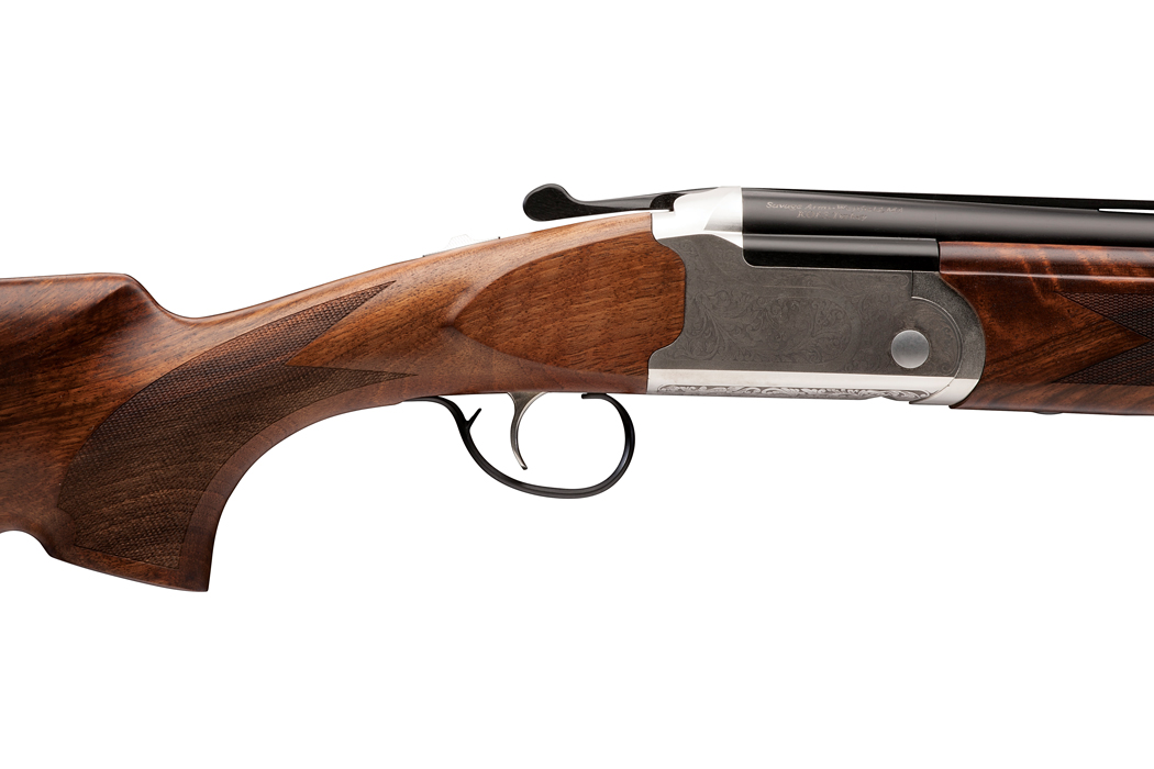 Gun Reviews: Stevens 555 Enhanced | Shooting Sportsman