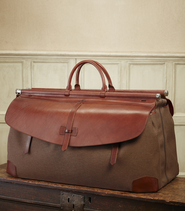 James Purdey & Sons travel bag