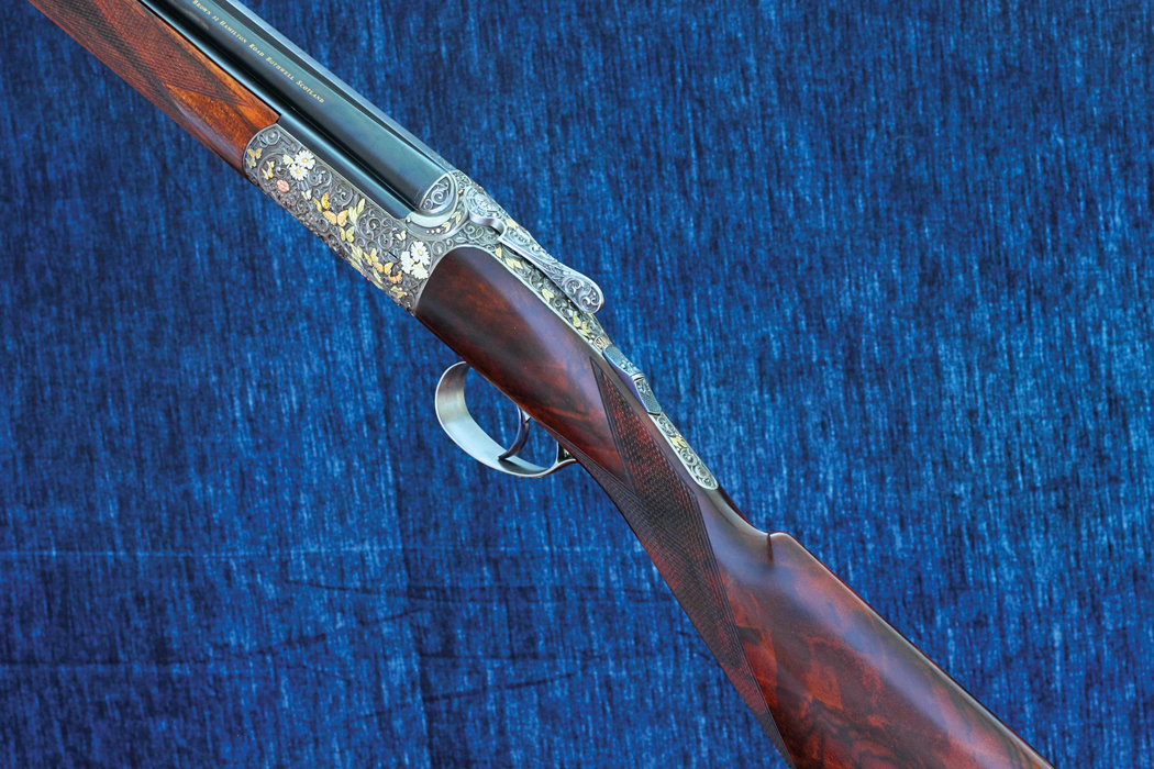 50th-anniversary McKay Brown gun