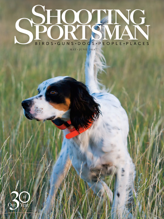 Shooting Sportsman Magazine - May/June 2018 cover