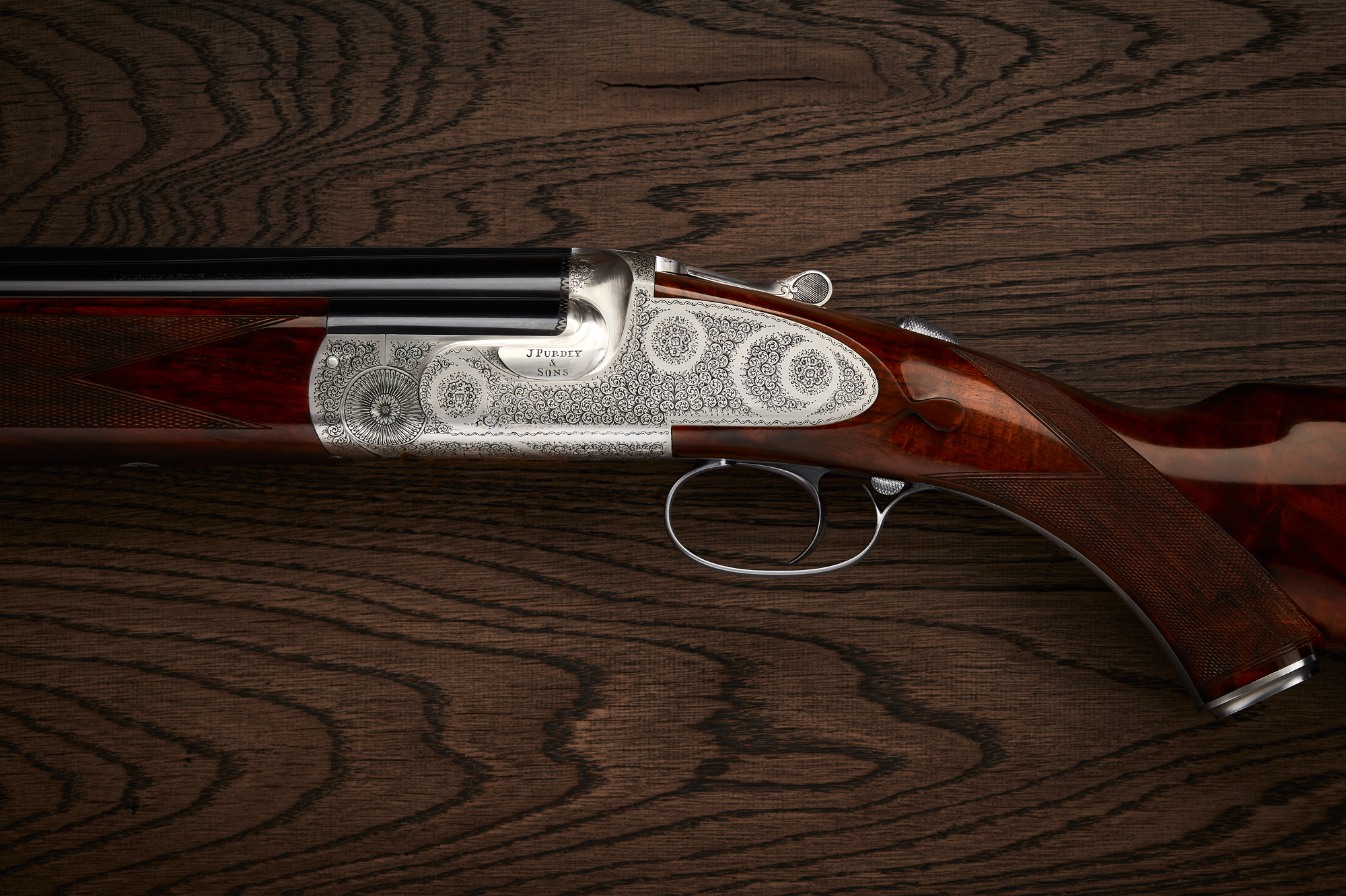 Purdey Trigger Plate