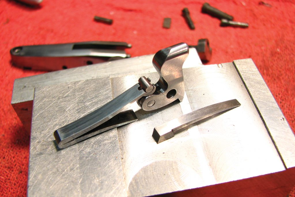 A Daly Ejector Repair