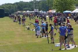 USA College Clay Target League Launching