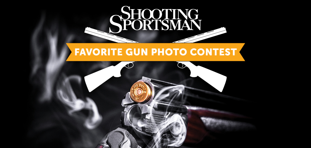 Shooting Sportsman Favorite Gun Photo Contest