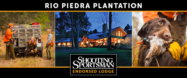 Shooting Sportsman Magazine Endorsed Lodge Rio Piedra Plantation