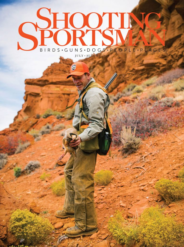 Shooting Sportsman Magazine, July/August 2020