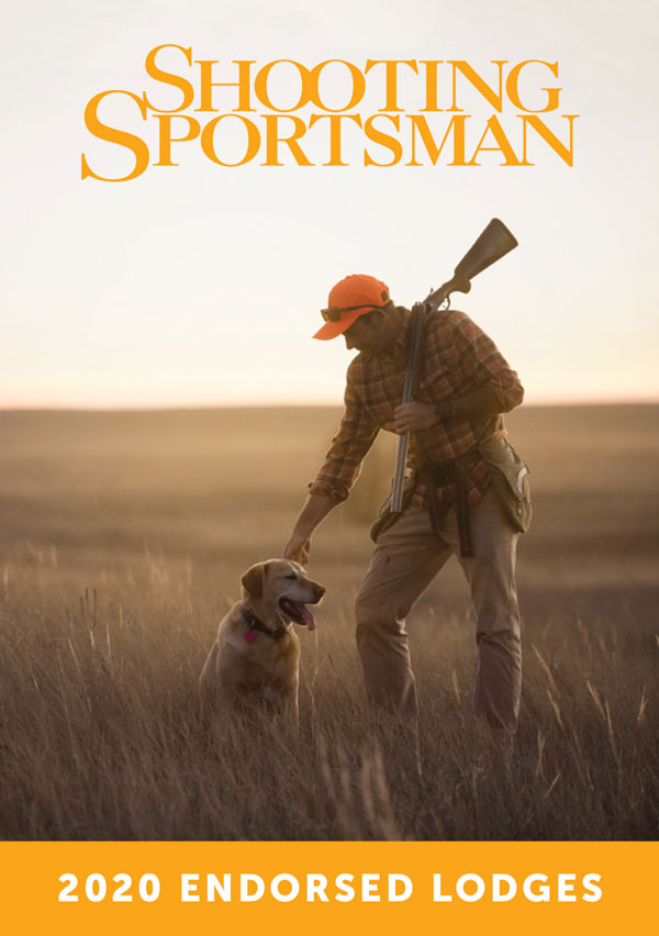 Shooting Sportsman Endorsed Lodges