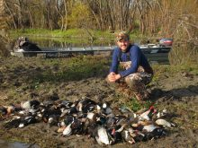 Argentina duck hunting #136