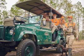 SouthWind Land Rover