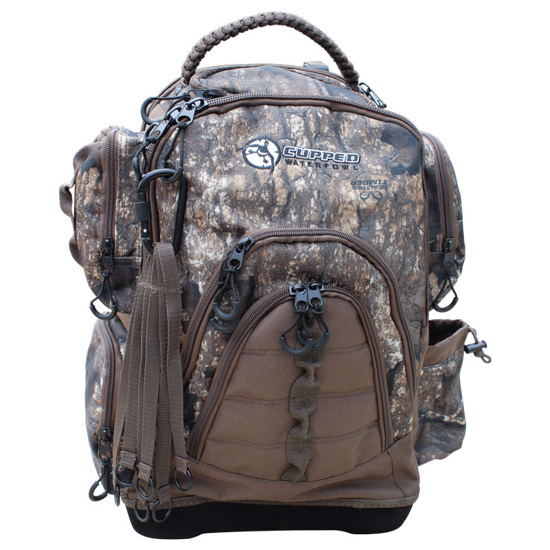 Cupped Waterfowl Backpack