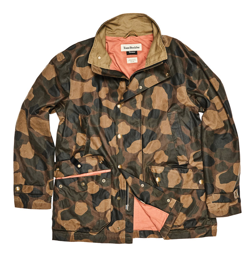 Tom Beckbe's Classic Camo Tensaw Jacket