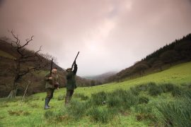A Driven Dedication - The unsurpassed shooting of Bettws Hall