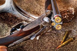 Do-It-All Drillings | Shooting Sportsman Magazine