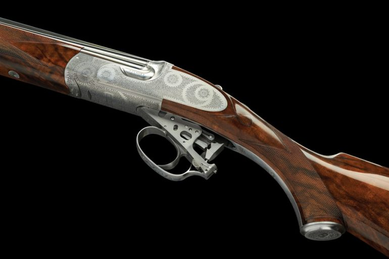 Purdey's New 20-Bore Trigger Plate   Shooting Sportsman Magazine